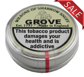 Sharrow Snuff, Grove