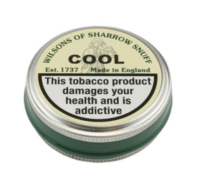Sharrow Snuff, Cool